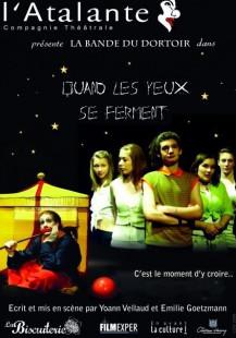 Quand les yeux se ferment (2008)