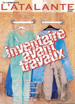 Inventaire avant travaux (2002)