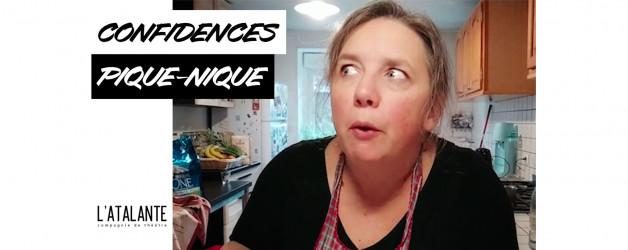Confidences de Géraldine : «Pique-nique» 🧺