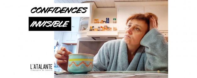 Confidences d'Aurore : «Invisible» ☕️