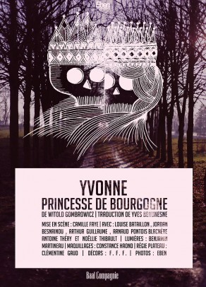Yvonne, Princesse De Bourgogne (2015)