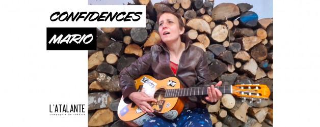 Confidences d'Aurore : « MARIO » 🎸