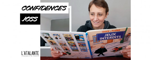 Confidences d'Aurore : « JOSS » 👨🦯